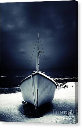 Loneliness Canvas Print by Stelios Kleanthous