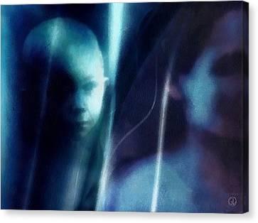 Longing Canvas Print by Gun Legler