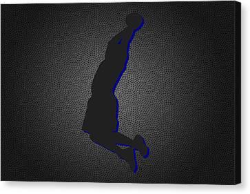Los Angeles Clippers Canvas Print by Joe Hamilton