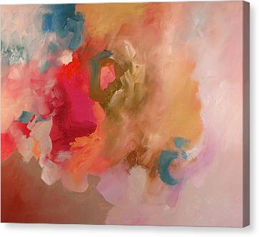 Lost Symphony Canvas Print by Linda Monfort