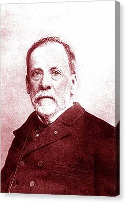 Louis Pasteur Canvas Print