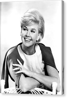 Lover Come Back, Doris Day, 1961 Canvas Print