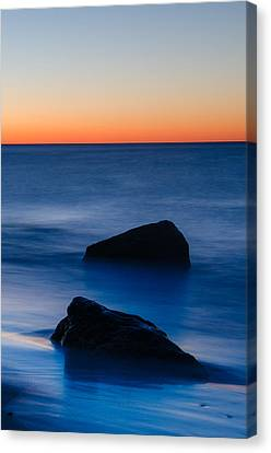 Lucy Vincent Dawn Canvas Print