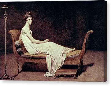 Madame J Canvas Print by Granger