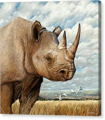 Magnificence Canvas Print by Rob Dreyer