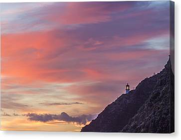 Makapuu Lighthouse 3 Canvas Print