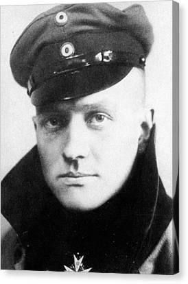 Manfred Von Richthofen (1892-1918) Canvas Print by Granger