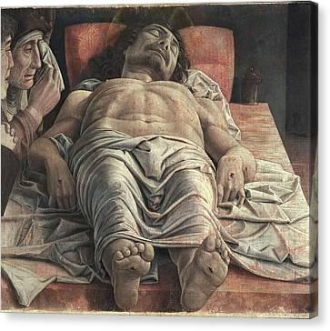 Mantegna, Andrea 1431-1506. The Canvas Print by Everett