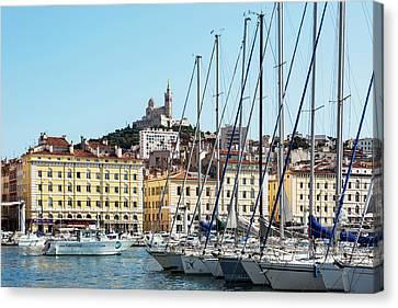 Marseille, Provence-alpes-cote Dazur Canvas Print