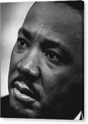 Martin Luther King Canvas Print by Retro Images Archive