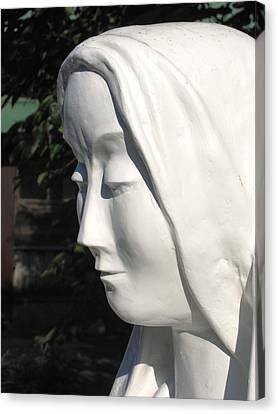 Mary 2009 Canvas Print