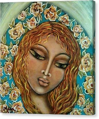 Mary Mary Canvas Print
