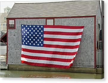 Massachusetts, New England, Nantucket Canvas Print by Cindy Miller Hopkins