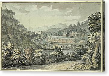 Matlock Bath Canvas Print by British Library