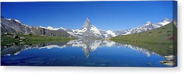 Matterhorn Zermatt Switzerland Canvas Print