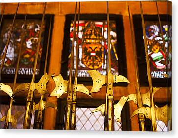 Rhin Canvas Print - Medieval Armory, Chateau Du by Panoramic Images