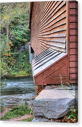 Meems Bottom Canvas Print by JC Findley