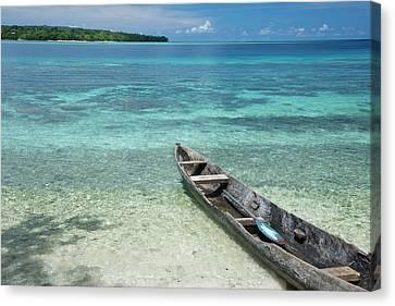 Melanesia, Solomon Islands, Santa Cruz Canvas Print by Cindy Miller Hopkins