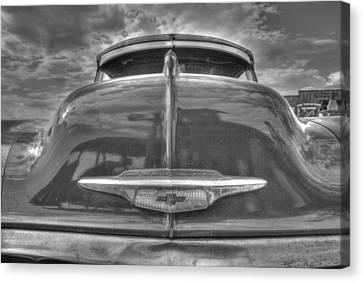 Memories On Wheels Canvas Print by Tam Ryan