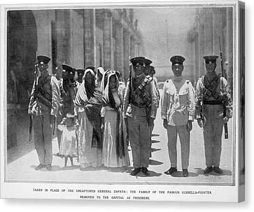 Mexican Revolution, 1913 Canvas Print
