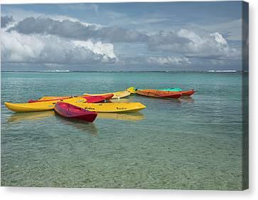 Micronesia, Mariana Islands Canvas Print by Cindy Miller Hopkins