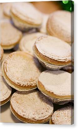Mince Pies Canvas Print by Jorgo Photography - Wall Art Gallery