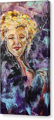Monroe Canvas Print by Lucy Matta - LuLu