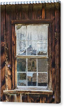Montana, Virginia City Canvas Print