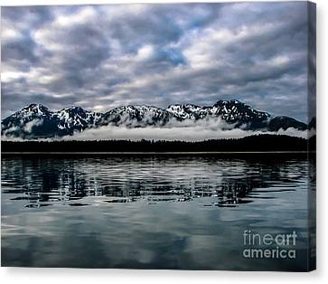 Morning Reflections Canvas Print by Robert Bales