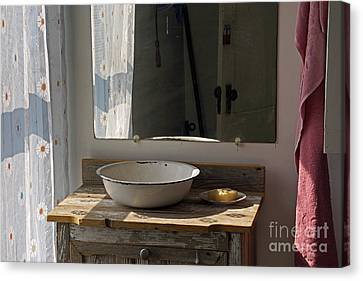 Morning Toilette Canvas Print