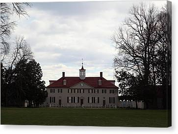 Mt Vernon - 01137 Canvas Print by DC Photographer