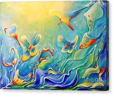 My Dream Canvas Print by Teresa Wegrzyn