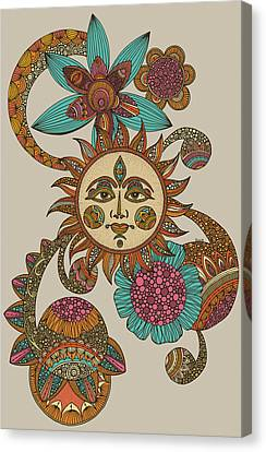 My Sunshine Canvas Print by Valentina