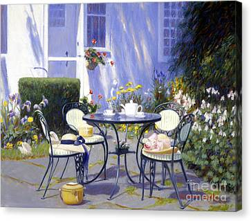 Nantucket Tea Canvas Print