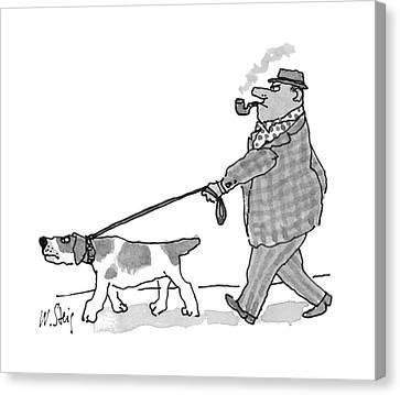 New Yorker November 15th, 1993 Canvas Print