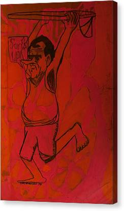 Nixon - Surf's Up Canvas Print