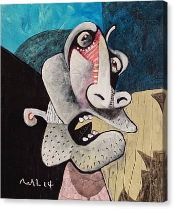 Noctis No. 6  Canvas Print by Mark M  Mellon