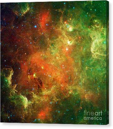 North America Nebula Canvas Print by Science Source