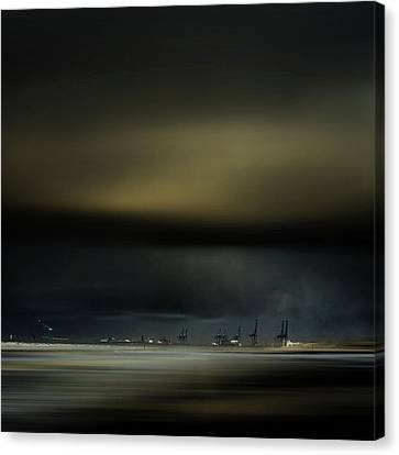 Northern Wind Canvas Print