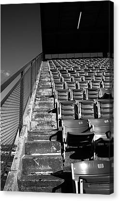 Nosebleeds Canvas Print by Frank Romeo