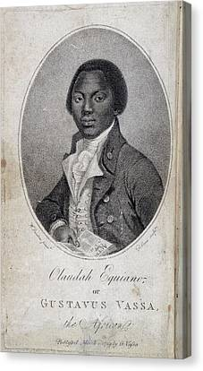 Olaudah Equiano Canvas Print by British Library