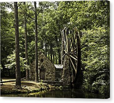 Old Mill Canvas Print