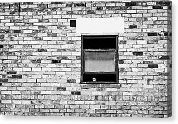 Open Window Canvas Print by Tom Gowanlock