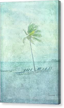 Palm I Canvas Print by Ramona Murdock