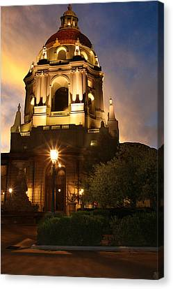 Pasadena City Hall Canvas Print