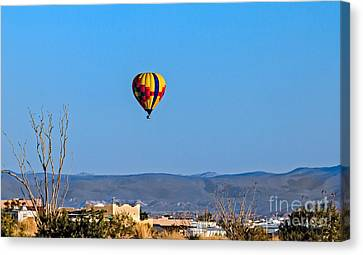 Peaceful Morning Canvas Print by Robert Bales