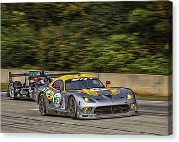 Petit Le Mans Canvas Print