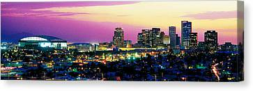 Phoenix Az Canvas Print by Panoramic Images