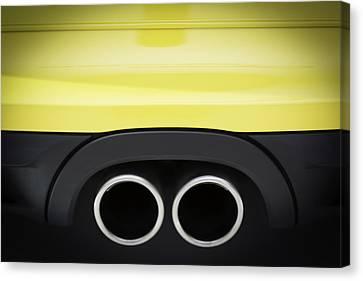 Porsche Cayman S Canvas Print by Sebastian Musial