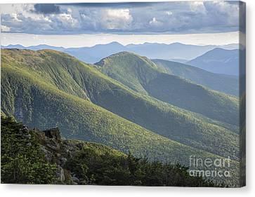Presidential Range - White Mountains New Hampshire Canvas Print